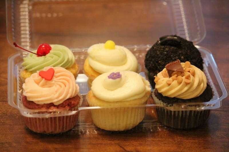 Cupcake Wars Nadia Cakes