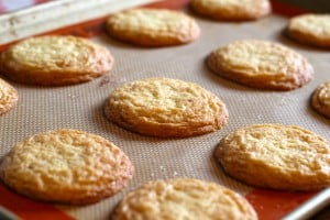 Golden Soft Baked Chai Snickerdoodle Cookies