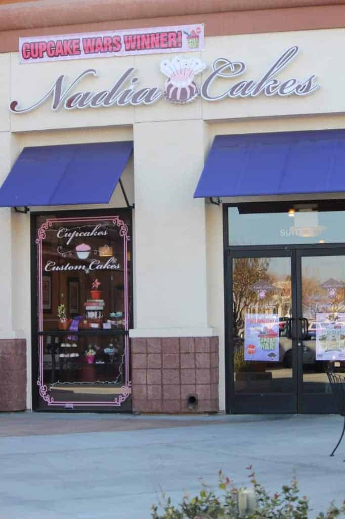 Nadia's Cakes Review- The Winner of Cupcake Wars