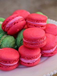 The Hawaiian French Macaron
