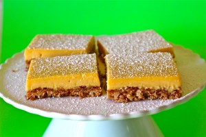 Tequila Coconut Lime Cream Bar