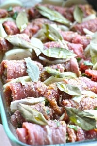 Pre-Oven Veal Spiedinis
