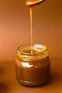 Ree Drummond's Salted Caramel Sauce