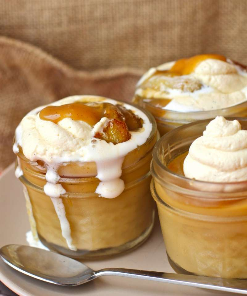 Date Night and Salted Caramel Butterscotch Pudding - The Seaside Baker
