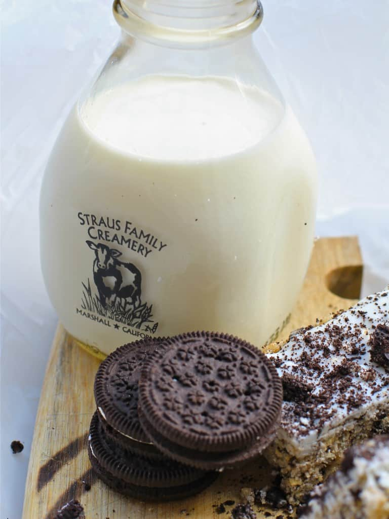 Oreo Cookie Rice Krispie Treats