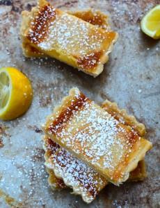 Sweet Lemon Bars