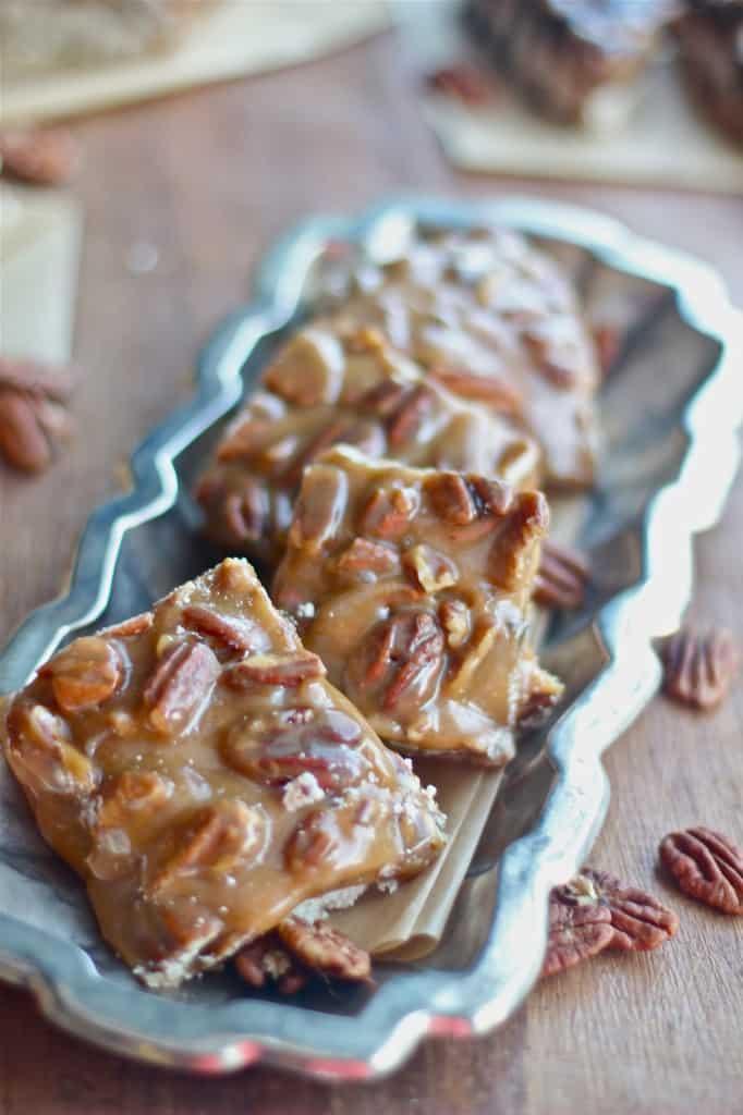 Gluten Free Shortbread Bars