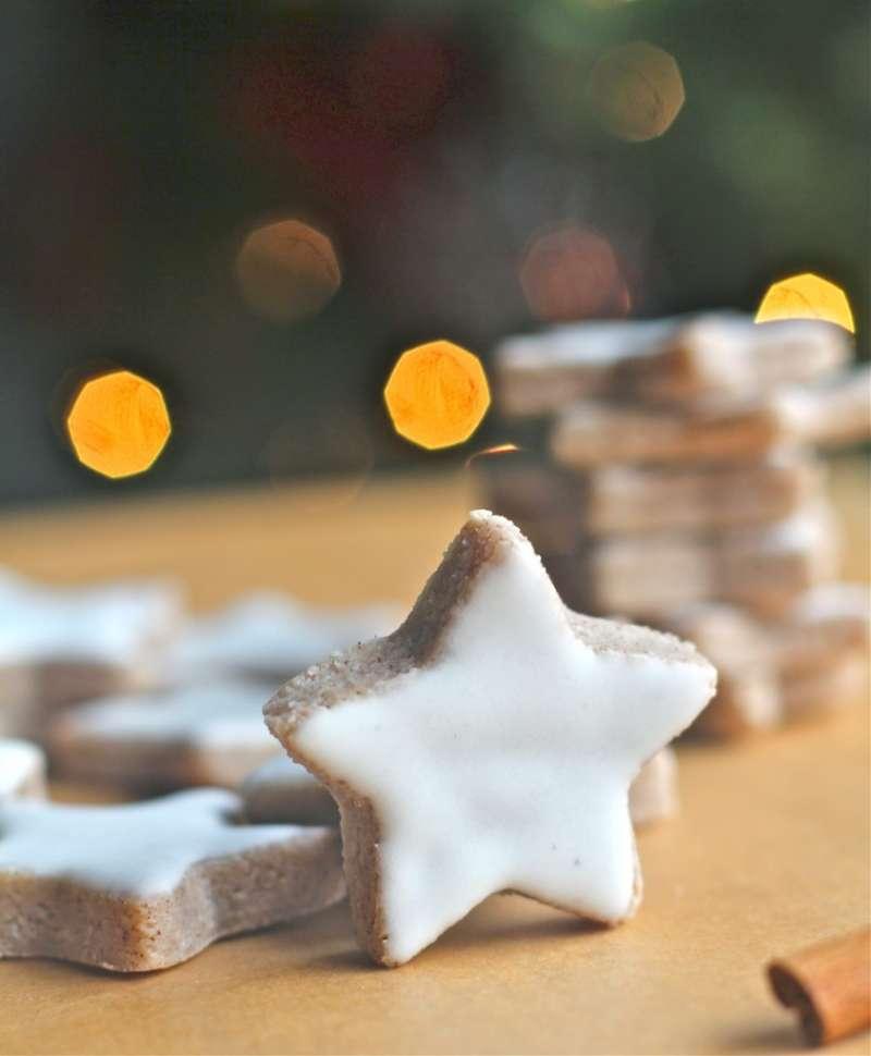 Gluten Free Cinnamon Stars