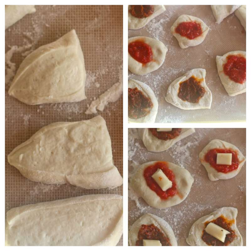 Easy Pizza Rolls