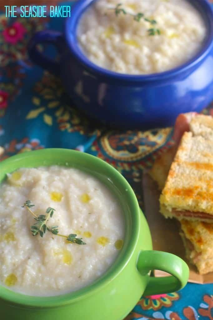 Fast Cauliflower Soup