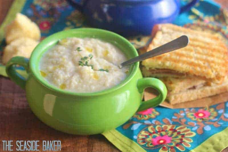 Delicious Cauliflower Soup