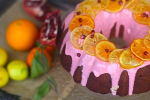 Triple Citrus Pound Cake and a Giveaway!!!