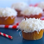 All About Coconut Cupcakes