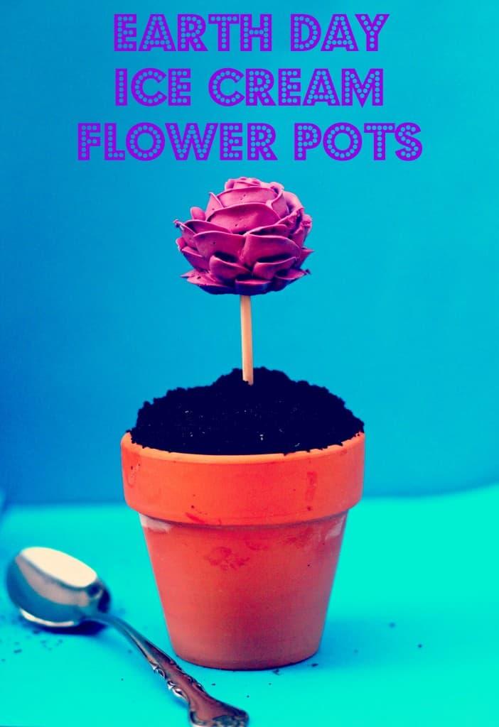 Earth Day Flower pots