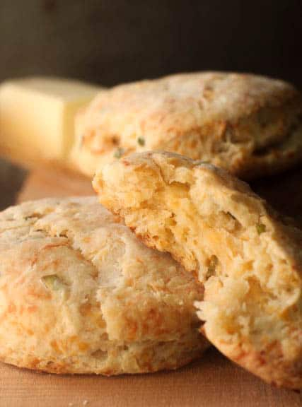 Chive-Cheddar Biscuits Recipes — Dishmaps