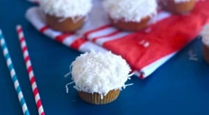Coconut Lover Cupcakes