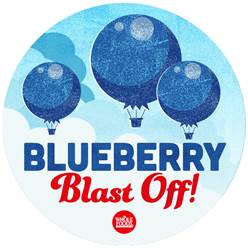 blueberry blastoff