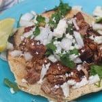 Mexican Street Tacos- Carnitas!