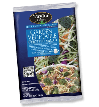 Taylor Farms Salads garden vegetable