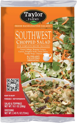 Taylor Farms Salads southwest