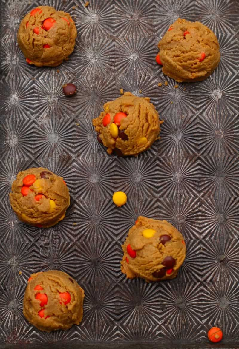 Delicious Peanut Butter Pudding Cookies