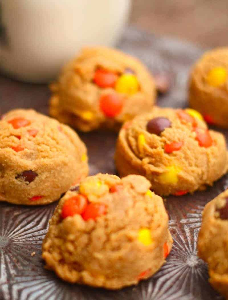 Loaded Peanut Butter Pudding Cookies