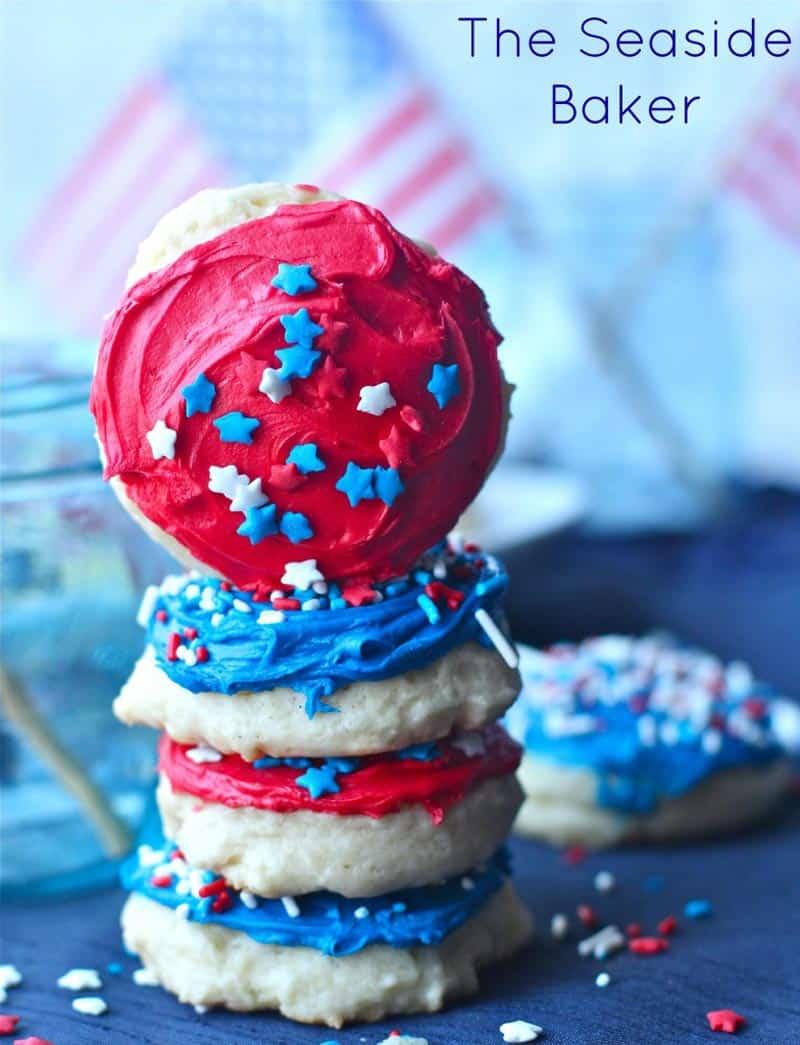 USA Lofthouse Style Cookies