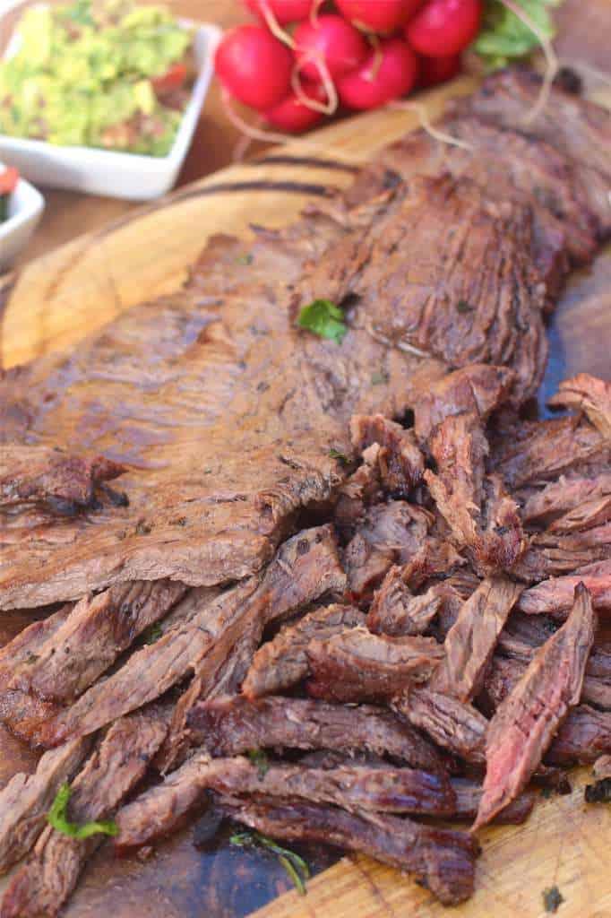 Marinated Steak- Carne Asada