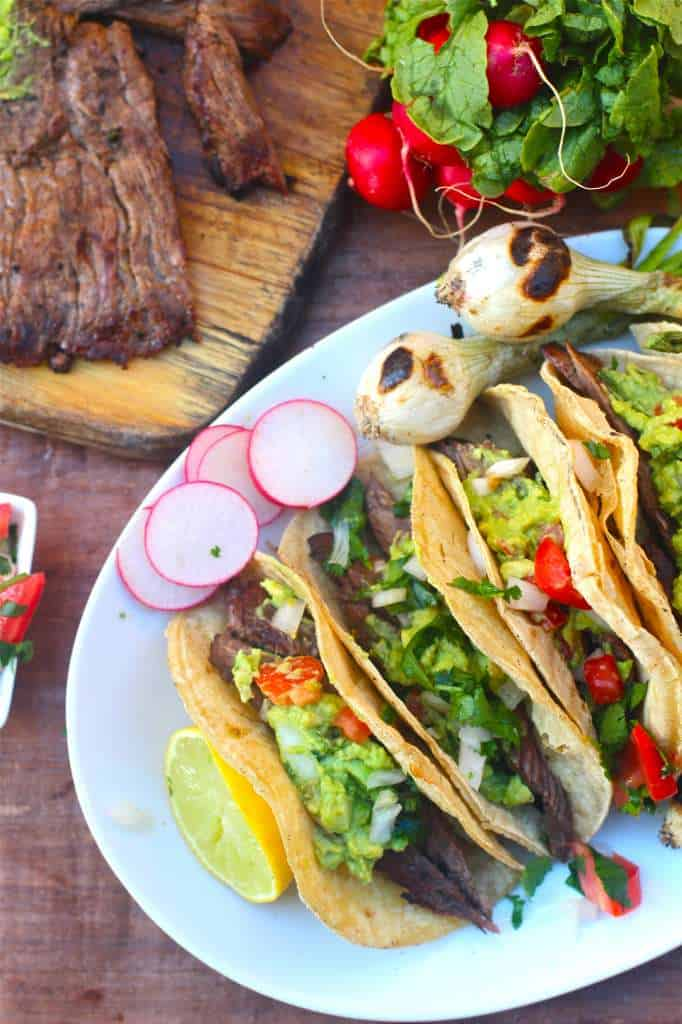 Carne Asada Tacos