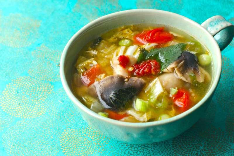 Thai Style Soup