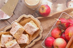Apple Pie Sugar Cookie Bars