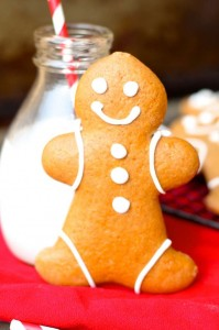Gingerbread Men and Giveaway #7