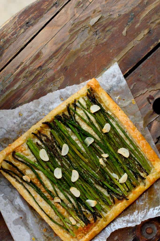 The Perfect Spring Asparagus Tart