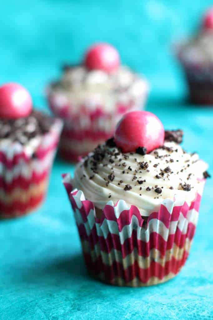 Milks favorite Cupcake