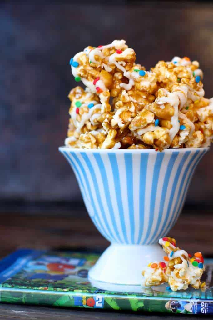 confetti caramel corn