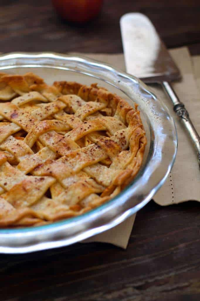 All American Apple Pie - The Seaside Baker