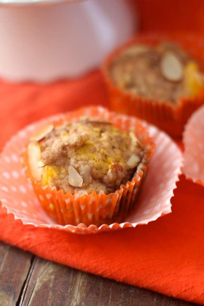 Banana Pumpkin Muffins