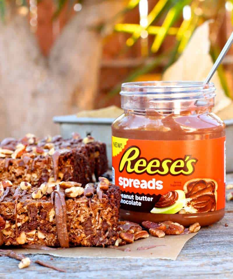 Reese's Spreads Granola Bars