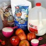 Slow Cooker Apple Cobbler Recipe #ChooseSmart #CollectiveBias