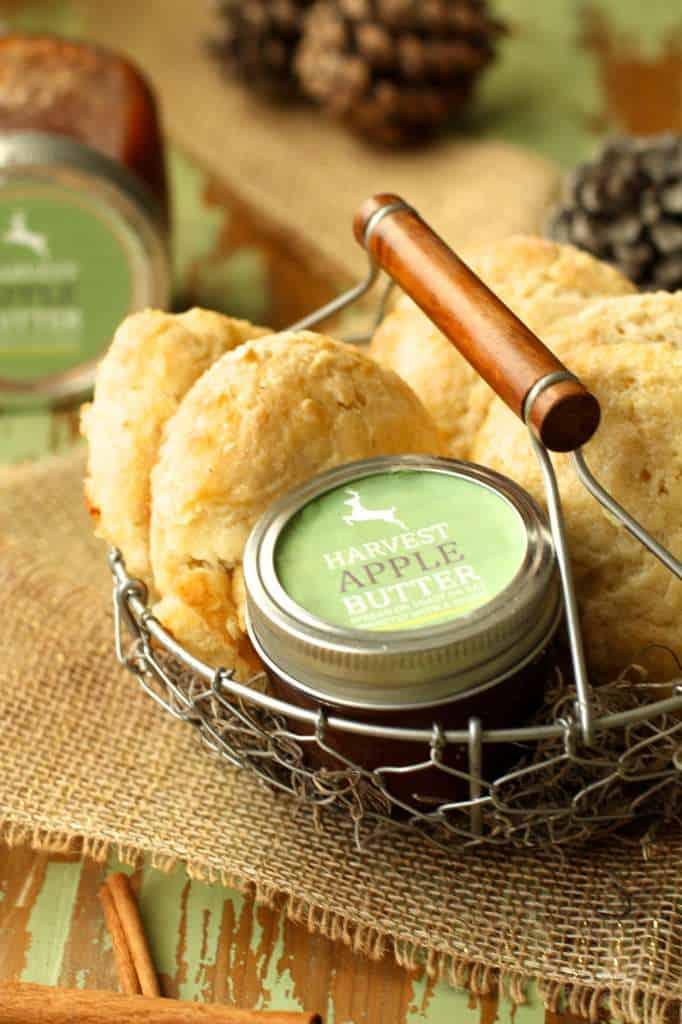 apple butter gift