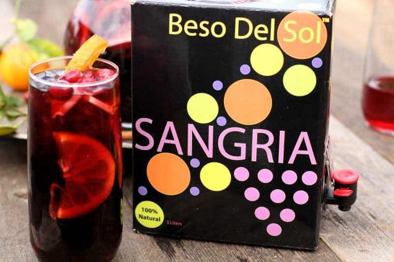 boxed sangria