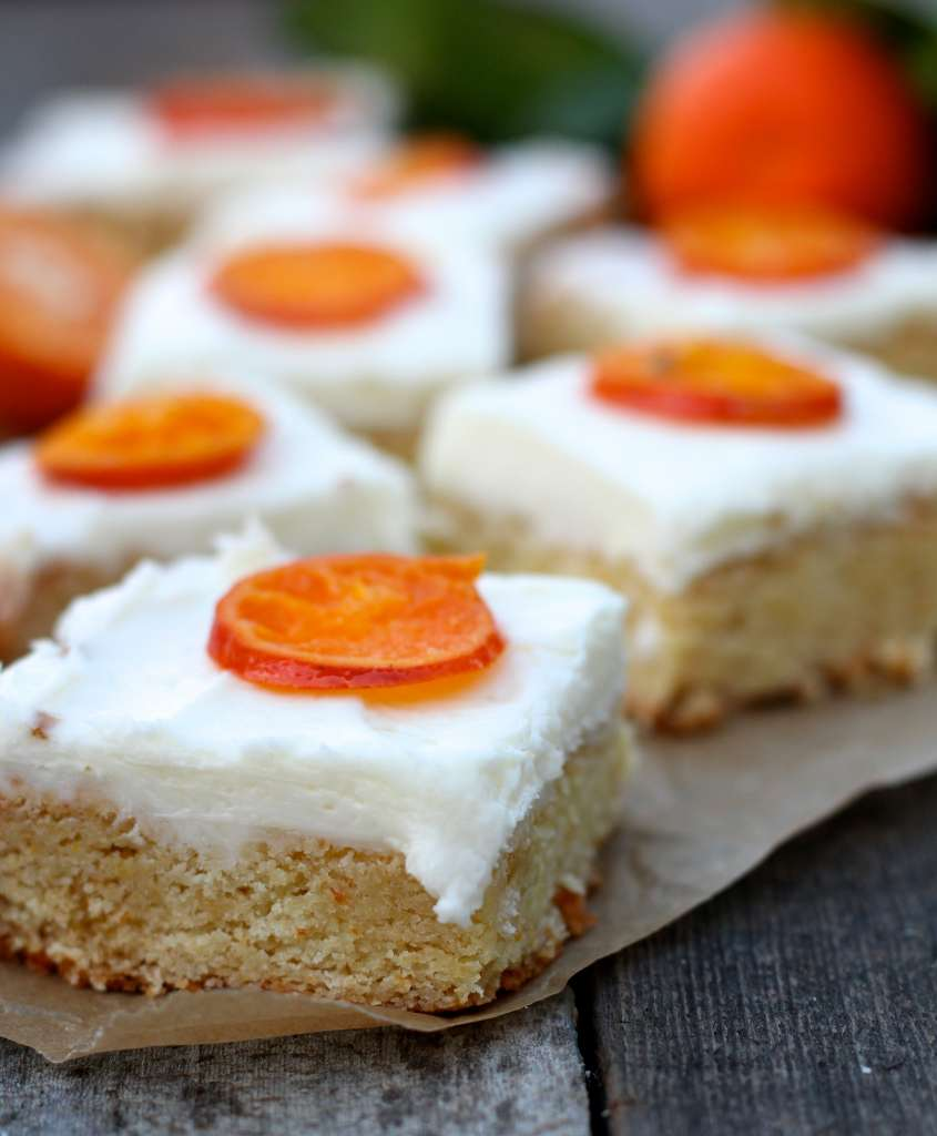 orange cookie bars