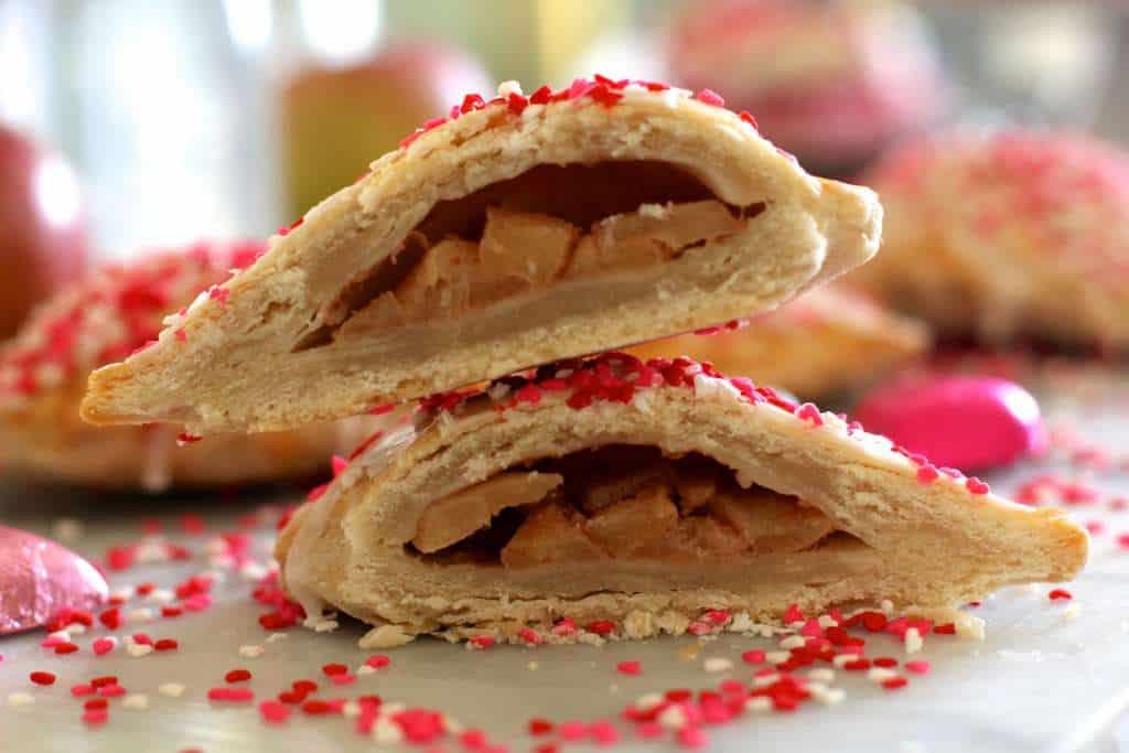 apple pie filling mini pies