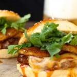 Teriyaki Grilled Burgers