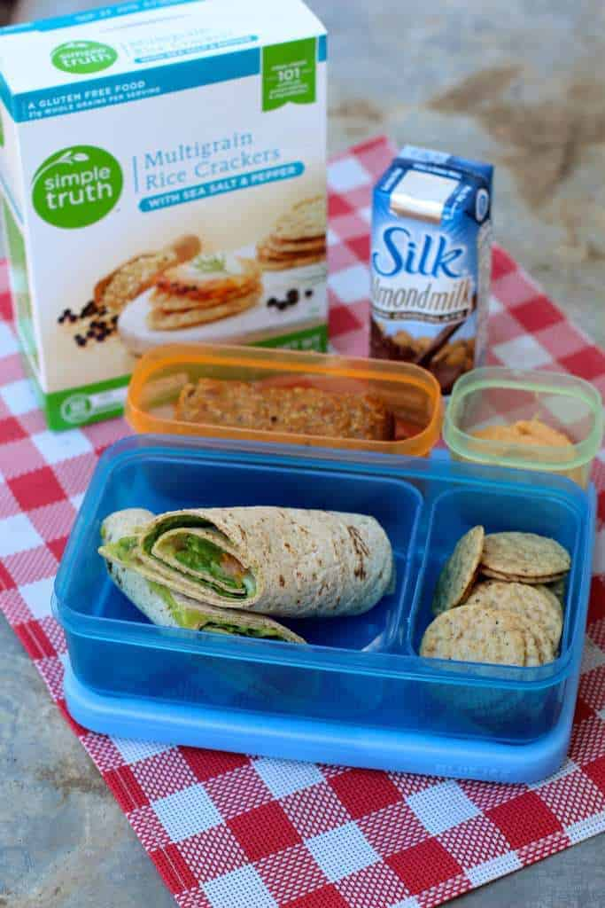 Back To School Lunch!