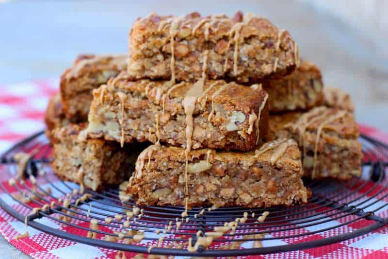 how to make gluten free granola bars