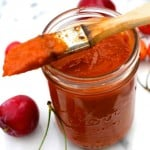 Cherry Plum Barbecue Sauce