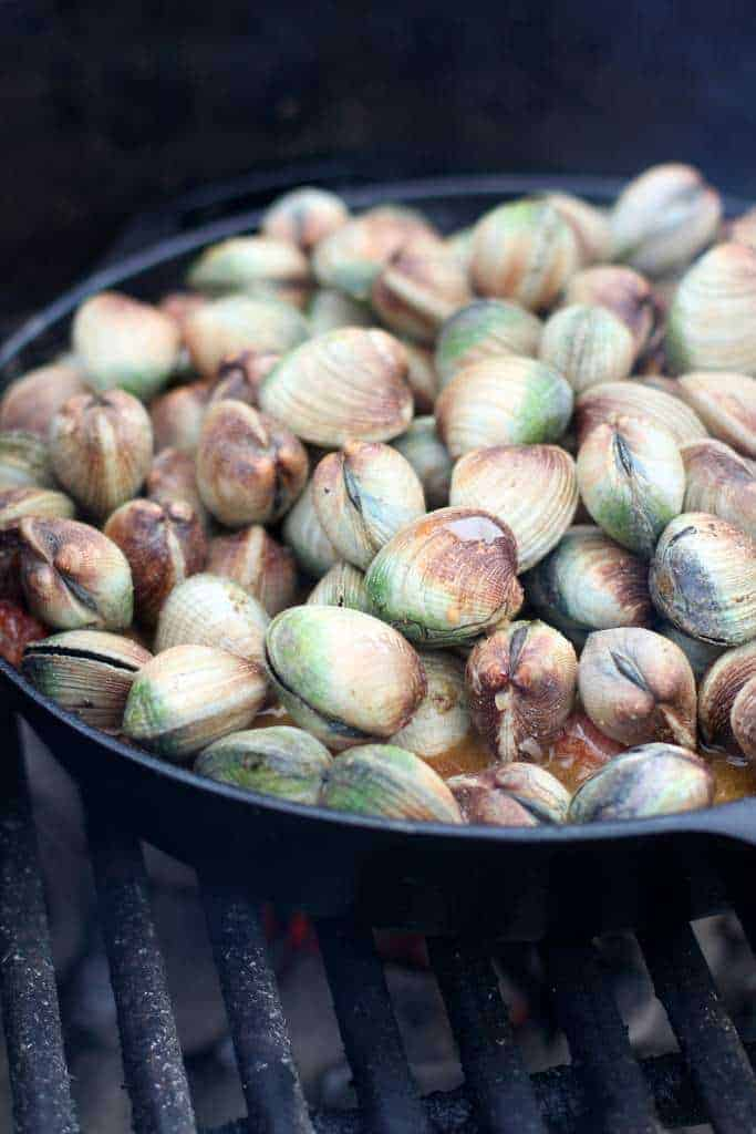 BBQ Clam Bake