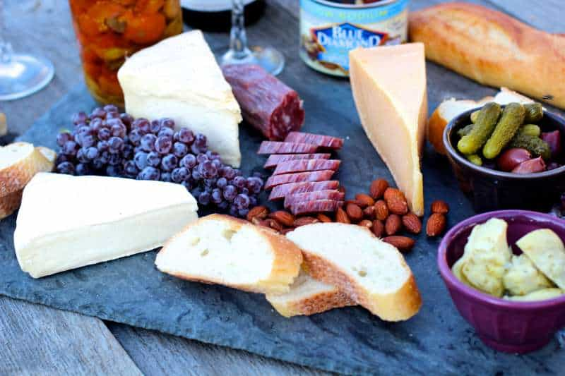 Perfect Cheese Platter 1