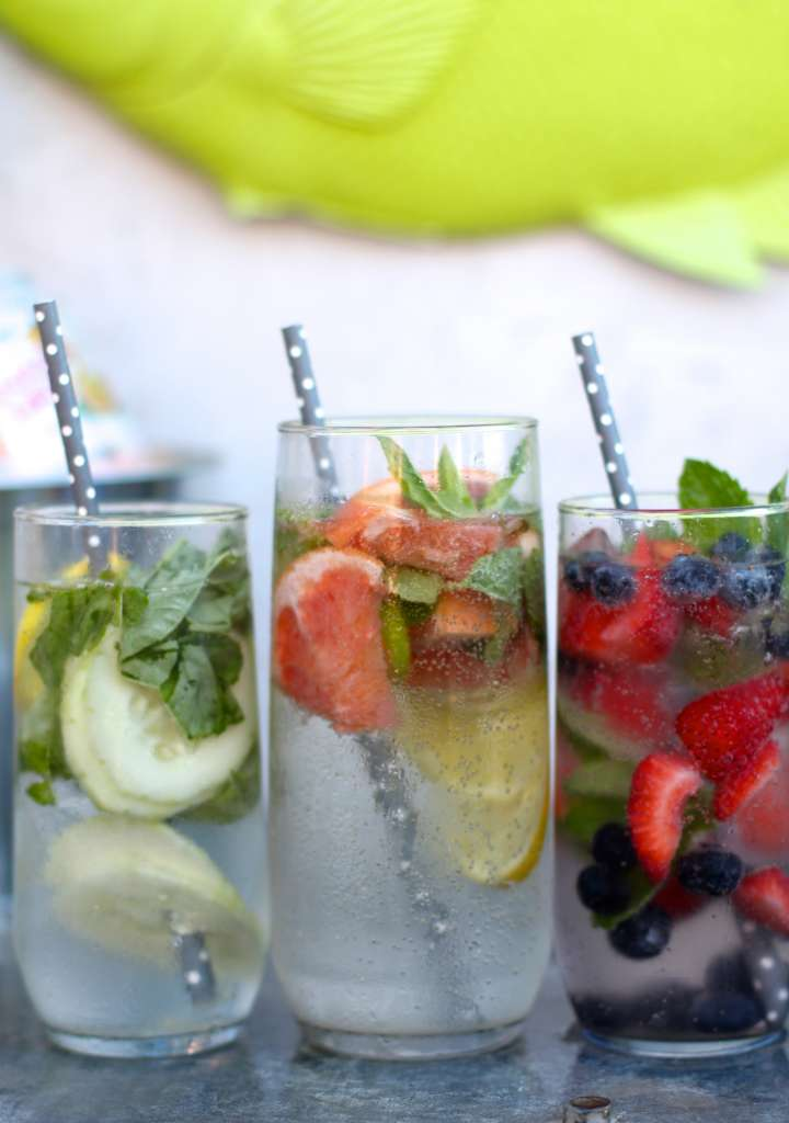 Gin and Tonic Bar Creations